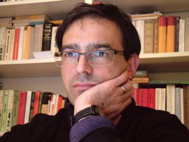 Il teologo Vito Mancuso