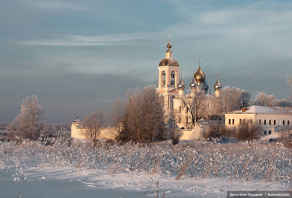 St. Nicholas Church Ivanovo Province. Photo: Oleg Paladiev. Entire Project: «St. Nicholas Church» / Russian Roads.